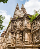 Wat Chedi Wat, Chiang Mai, Thaïlande Photographie stock
