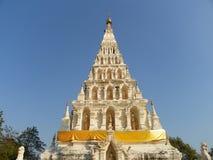 Wat chediliam tempel Royalty-vrije Stock Fotografie