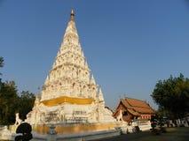 Wat chediliam tempel Stock Foto's