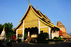 Wat ChediLuang Stock Photography