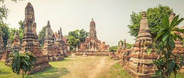 Wat Cherng Tha Stock Image