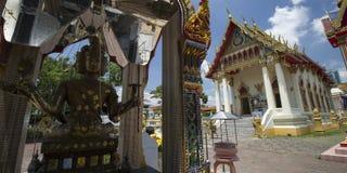 Wat Chetawan Buddhist Thai Temple Stock Images