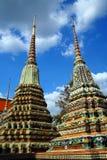 Wat Chetuphon à Bangkok Image stock