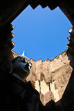 Wat Chetupol,Pra Ajana ,Sukhothai,Thailand Stock Photography