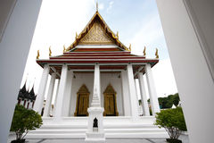 Wat chetupon tample Bangkok Royalty Free Stock Photography