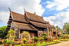 Wat at Chiang Mai. Wat at the Chiang Mai city, Thailand Royalty Free Stock Image