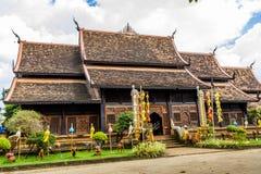 Wat at Chiang Mai. Wat at the Chiang Mai city, Thailand Stock Photo