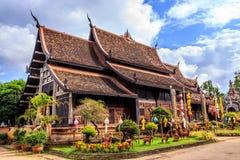 Wat at Chiang Mai. Wat at the Chiang Mai city, Thailand Royalty Free Stock Images