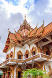 Wat at Chiang Mai Stock Images