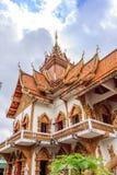 Wat at Chiang Mai. Wat at the Chiang Mai city, Thailand Stock Images