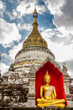 Wat at Chiang Mai Royalty Free Stock Images