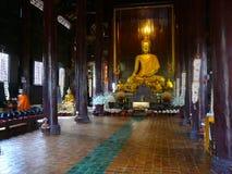 Wat in Chiang Mai Thailand stockfoto