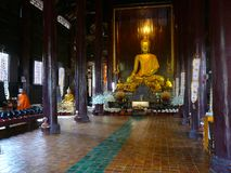 Wat in Chiang Mai Thailand Stock Photo