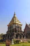 Wat Chiang Man Fotografía de archivo
