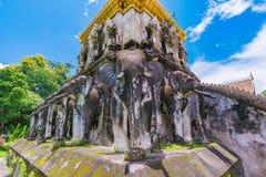 Wat Chiang Man stockfotografie
