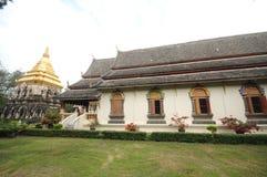 Wat Chiang Man, Chiang Mai, Tailandia Foto de archivo
