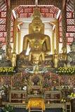 Wat Chiang Man i Chiang Mai, Thailand Arkivbilder