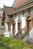Wat Chiang Man i Chiang Mai, Thailand Royaltyfria Foton