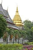 Wat Chiang Man i Chiang Mai, Thailand Fotografering för Bildbyråer
