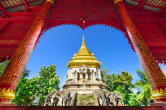 Wat Chiang Man Royalty Free Stock Image