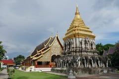 Wat Chiang Man Royalty Free Stock Photo