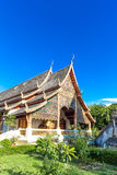 Wat Chiang Man temple in Chiang Mai, Thailand Royalty Free Stock Photo