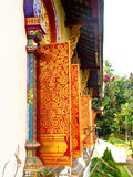 Wat Chiang Mann Lizenzfreie Stockfotografie