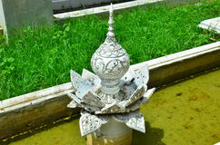Wat Chiang Rai на провинции Lampang Стоковые Изображения