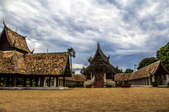 Wat in chiangmai thailand Royalty Free Stock Photography
