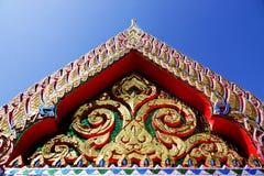 Wat Chom Phothayaram, Sothon, het District van Mueang Chachoengsao, Thailand 4 november 2018 Thot Kathin in cheditempel van Thail royalty-vrije stock fotografie