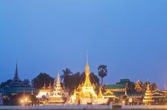 Wat Chong Klang Stock Photo