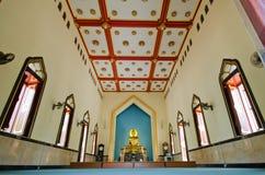 Wat Chonprathan Rangsarit. Inside temple bulding of Wat Chonprathan Rangsarit,Thailand Royalty Free Stock Photo