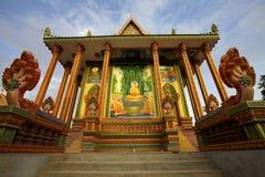 Wat Chowk Pagoda Cambodia Royalty Free Stock Photography