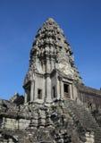 Wat d'Angkor Photo stock