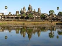 Wat d'Angkor Images libres de droits