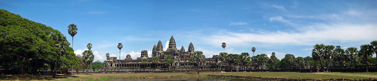 wat d'angkor Photo stock