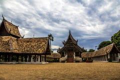 Wat dans le chiangmai Thaïlande Photographie stock libre de droits