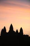 Wat de Angkor Foto de archivo libre de regalías