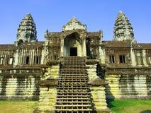 Wat de Angkor Imagem de Stock Royalty Free
