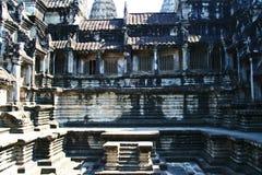 Wat de Angkor. Cambodia fotos de stock
