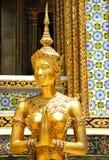 wat de la Thaïlande de phra de kaew de Bangkok Photo stock