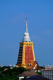 Wat Dhammamongkol стоковое изображение