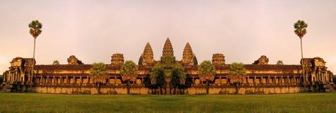 Wat di Angkor Fotografie Stock Libere da Diritti