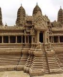 Wat di Angkor Fotografia Stock Libera da Diritti