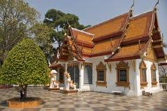 Wat Doi Sutep, Thailand, Chiangmai Royalty Free Stock Photography