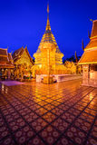 Wat Doi Suthep of Chiang Mai Thailand Royalty Free Stock Photography