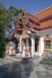 Wat Doi Suthep Museum, MAI di Chaing, Tailandia Fotografie Stock Libere da Diritti