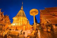 Wat Doi Suthep Temple Stock Images