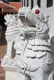 Wat Duang Di - Chiang Mai - Thailand Royaltyfri Foto