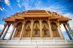 Wat en Ayutthaya, Tailandia Foto de archivo libre de regalías